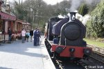 Haverthwaite Steam Trains